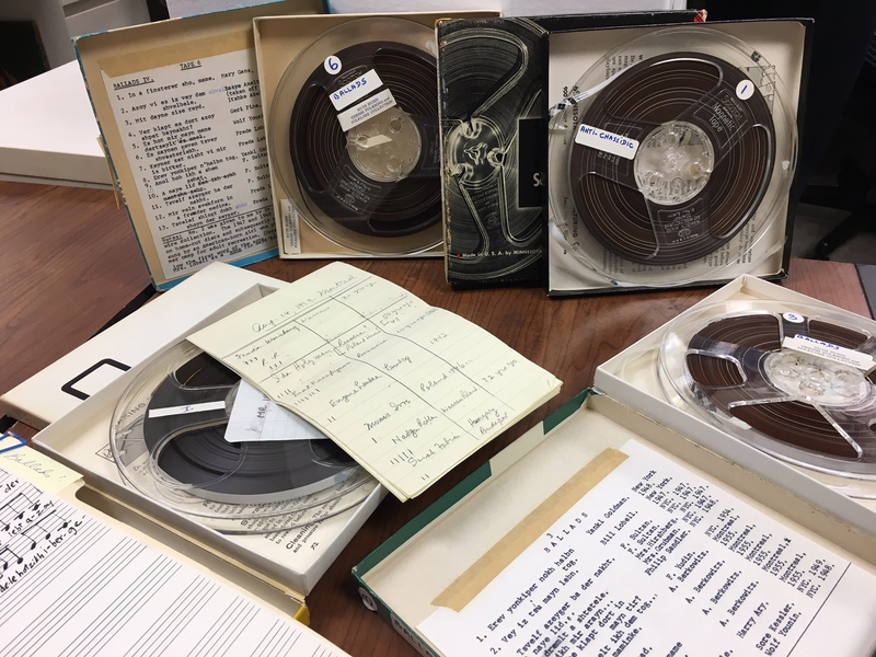 Field recordings photo