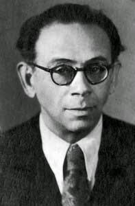 Moisei Beregovskii (1892 – 1961)<br />